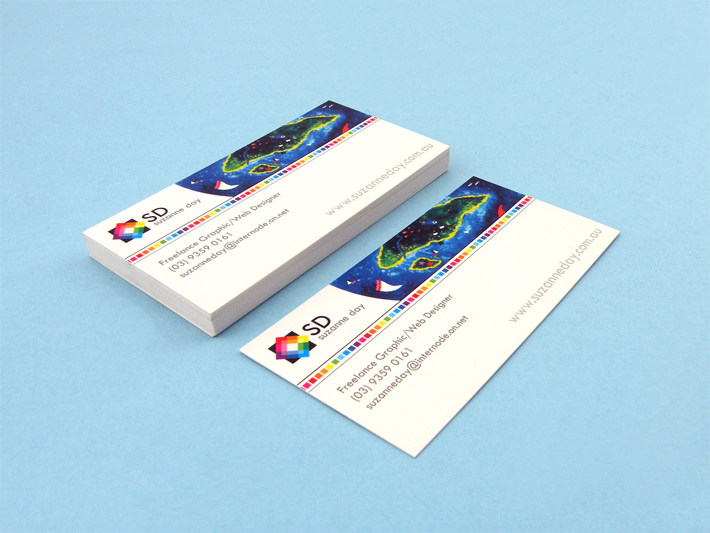 © Suzanne Day 2015 / Business Cards