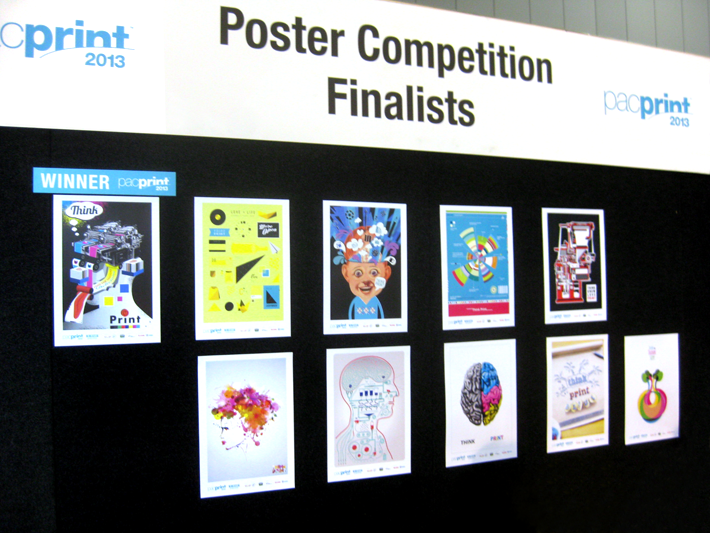 © Suzanne Day 2013 / Poster Competition Finalists / Melbourne Convention & Exhibition Centre